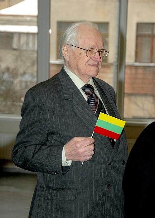 Jonas Algirdas Antanaitis | vdu.lt nuotr