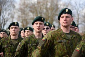 Pasirašytas susitarimas dėl Lietuvos gynybos politikos gairių | G. Maksimovicz, KAM nuotr.