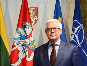 Viceministras V. Umbrasas susitiko su JAV ir Šiaurės-Baltijos valstybių aukšto rango gynybos pareigūnais | G. Maksimovicz, KAM nuotr.
