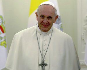 Popiežius Pranciškus | Alkas.lt, A. Sartanavičiaus nuotr.