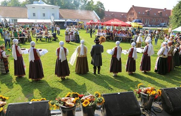 Rudens sambariai Raudondvaryje | Kauno rajono savivaldybės nuotr.