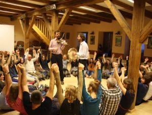 Tradicinių šokių gerbėjai susirinko į Klaipėdą | Rengėjų nuotr.