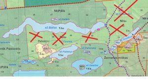 Pažemio kraštovaizdžio draustinis. Poilsiautojų pamėgtas Balto ežeras su įrengtomis poilsiavietėmis. Visa pietinė ežero pusė yra III miško grupė (MAs zona), kur atvejinių kirtimų būdu bus leidžiama iškirsti plynes po 5 ha.