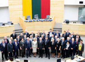 BA priimtuose dokumentuose akcentuotas glaudus regioninis Baltijos valstybių bendradarbiavimas | Lietuvos Respublikos Seimo nuotr.