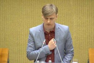 VU Filosofijos fakulteto magistrantas Vytautas Vyšniauskas | Asmeninė nuotr.