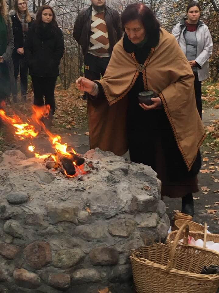 Romuviai Krivio dieną pagerbė Krivio Jono Trinkūno asmenybę | A. Sapiego nuotr.