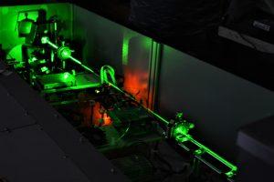 Lietuviai diktuoja lazerių madas   MITA archyvo nuotr.