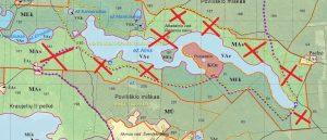 Alnio hidrografinis draustinis. Alnis laikomas skaidriausiu Lietuvos ežeru, mėgstamas poilsiautojų. Iki šio ežero vyko garsusis Labanoro žygis spalio 13 dieną. Didžioji dalis draustinio miškų pasmerkti iškirtimui atvejiniais kirtimais.