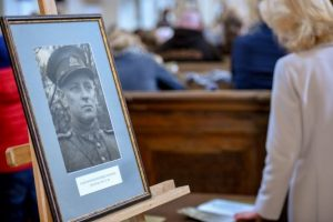 Adolfo Ramanausko-Vanago laidotuvės | lrp.lt. nuotr.