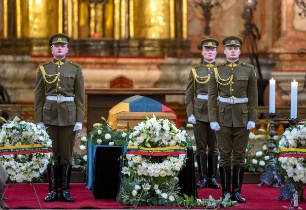 Adolfo Ramanausko-Vanago laidotuvės | lrp.lt.jpg nuotr.