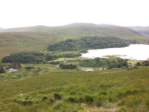 Airijos kraštovaizdis | R.Jasukaitienės nuotr.