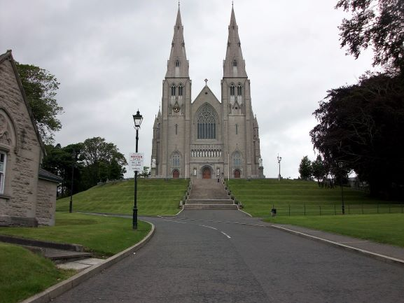 Didingos Airijos bažnyčios | R.Jasukaitienės nuotr.