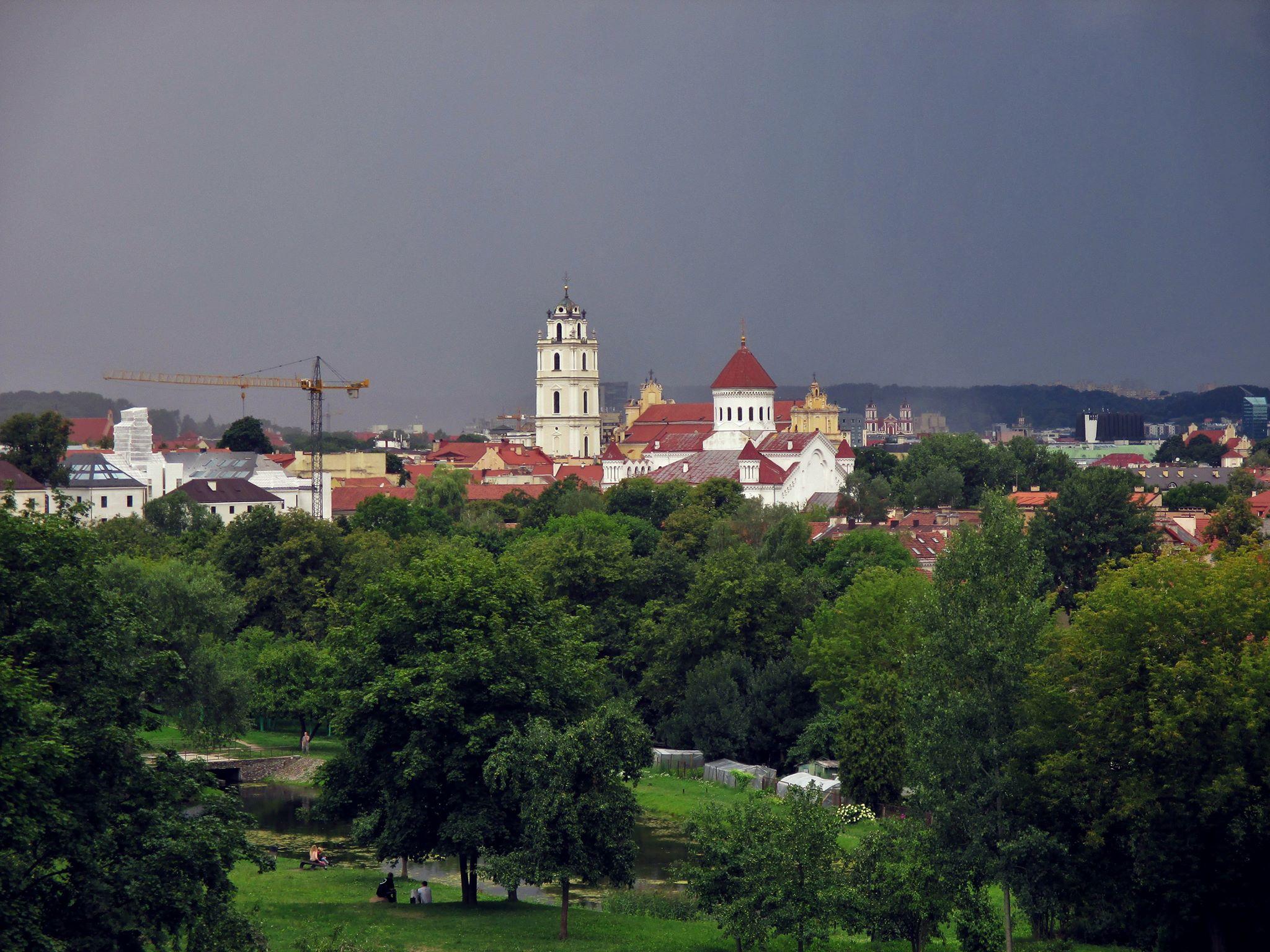 Vilniaus istorinis centras | G. Oržikausko nuotr.