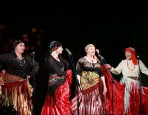 """Šiauliečius džiugino 5-oji romansų atlikėjų šventė """"Gyvenimo spalvos""""   E. Jucio nuotr."""