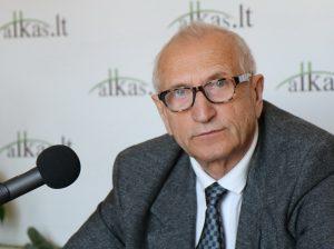 Juozas Zykus | Alkas.lt, nuotr.