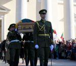 Lietuva palydėjo į amžinąjį poilsį Adolfą Ramanauską-Vanagą | Alkas.lt, V. Balkutės nuotr.