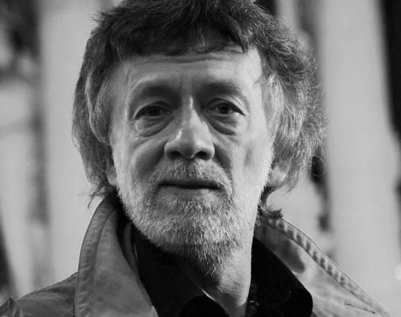Meilės ir rudens dainius, miesto kultūros poetas, Lietuvos nacionalinės kultūros ir meno premijos laureatas Antanas A. Jonynas | Braziūno nuotr.