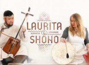 Laurita & Shono band: Dviejų pasaulių susijungimas išskirtiniame pasirodyme | Atlikėjų nuotr.