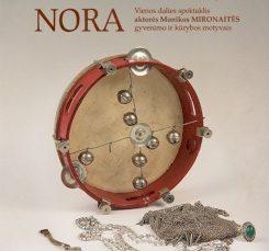 """""""Lietuviškoji Nora"""" plakatas   rengėjų nuotr."""