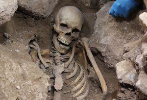 """""""Mokslo sriuba"""": Gedimino kalno archeologiniai tyrimai   LRT Plius nuotr."""
