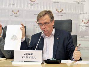 Zigmas Vaišvila | Alkas.lt, J. Vaiškūno nuotr.