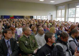 Partizanų dainų šventinis renginys | atgimimomokykla.lt nuotr.