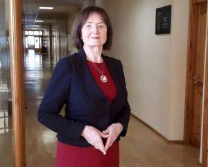 Prof. Irena Leliūgienė | Asmeninė nuotr.