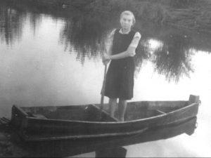 Rūta, Zaprudichinsko sovchozas, 1952 m. | Asmeninio albumo nuotr.