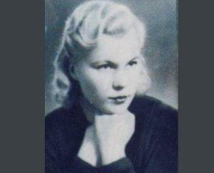 Valerija Aurylienė-Tamoševičiūtė 1927-2018 | LEU nuotr.