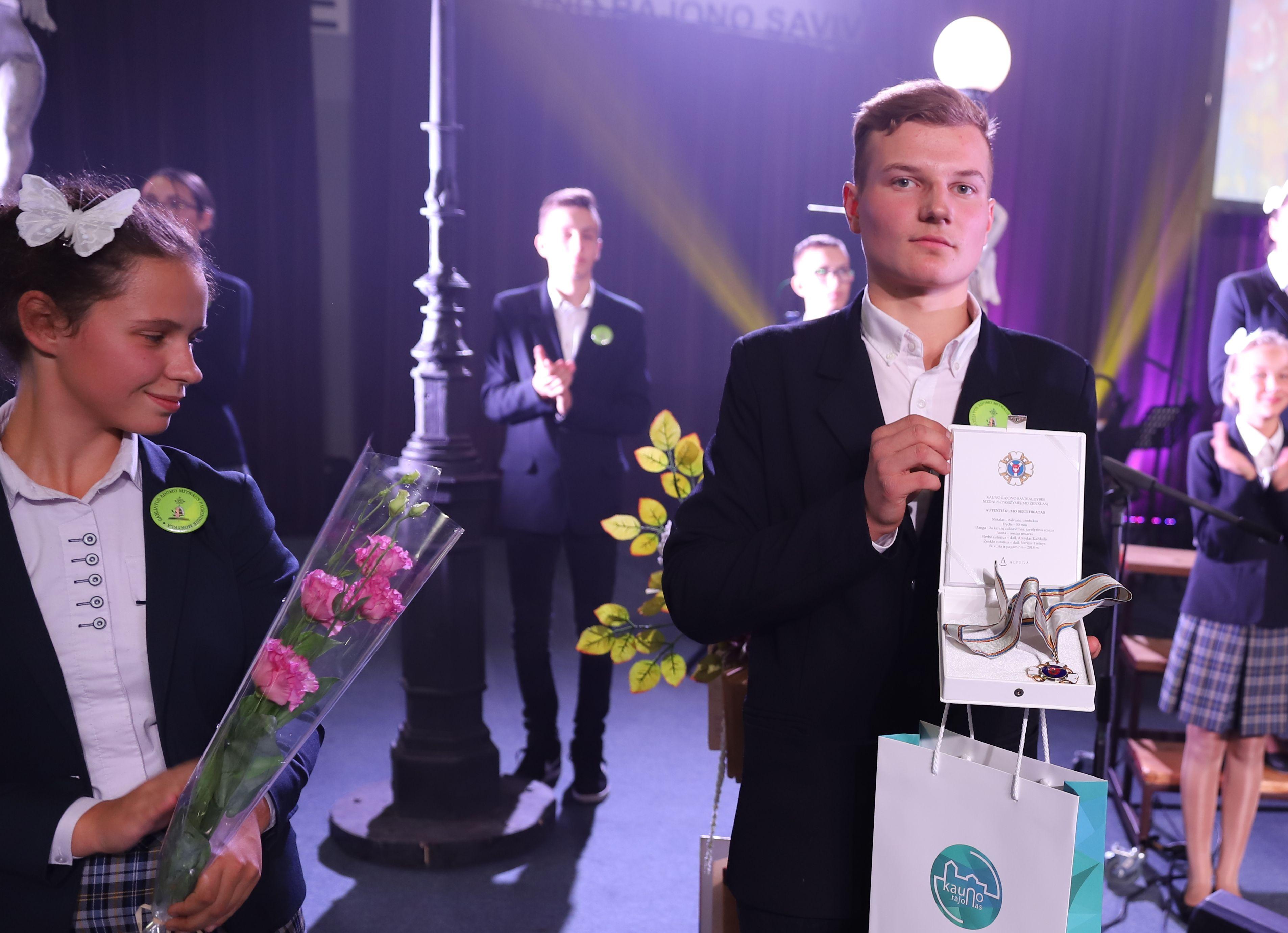 Tarptautinės mokytojų dienos minėjimas | Kauno rajono savivaldybės nuotr.
