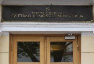 Švietimo ir mokslo ministerija | alkas.lt nuotr.