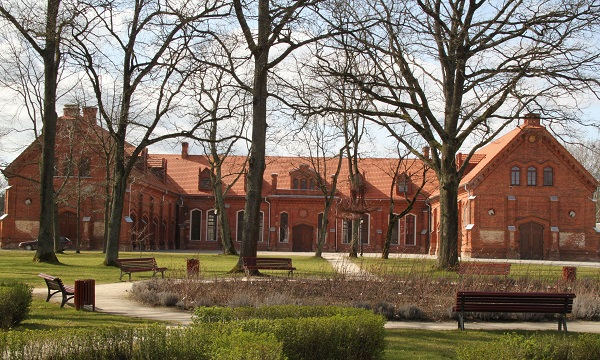 Raudondvario dvaro menų inkubatorius – puiki erdvė bendruomenių šventėms, profesionaliajam menui, saviveiklai, meno kūrybai | Kauno rajono savivaldybės nuotr.