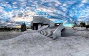 Nacionalinė dailės galerija, būsimas M. K. Čiurlionio muziejaus filialas| Efoto lt nuotr.