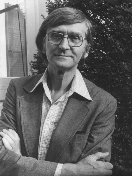 Algirdas Landsbergis Niujorkas 1979m. | Maironio lietuvių literatūros muziejaus nuotr.