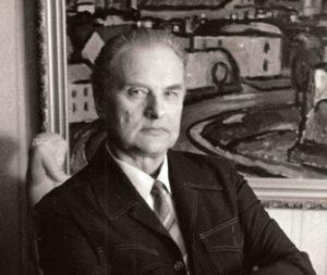 Juozapas Algimantas Krikštopaitis (1931-2018) | mokslolietuva.lt nuotr.
