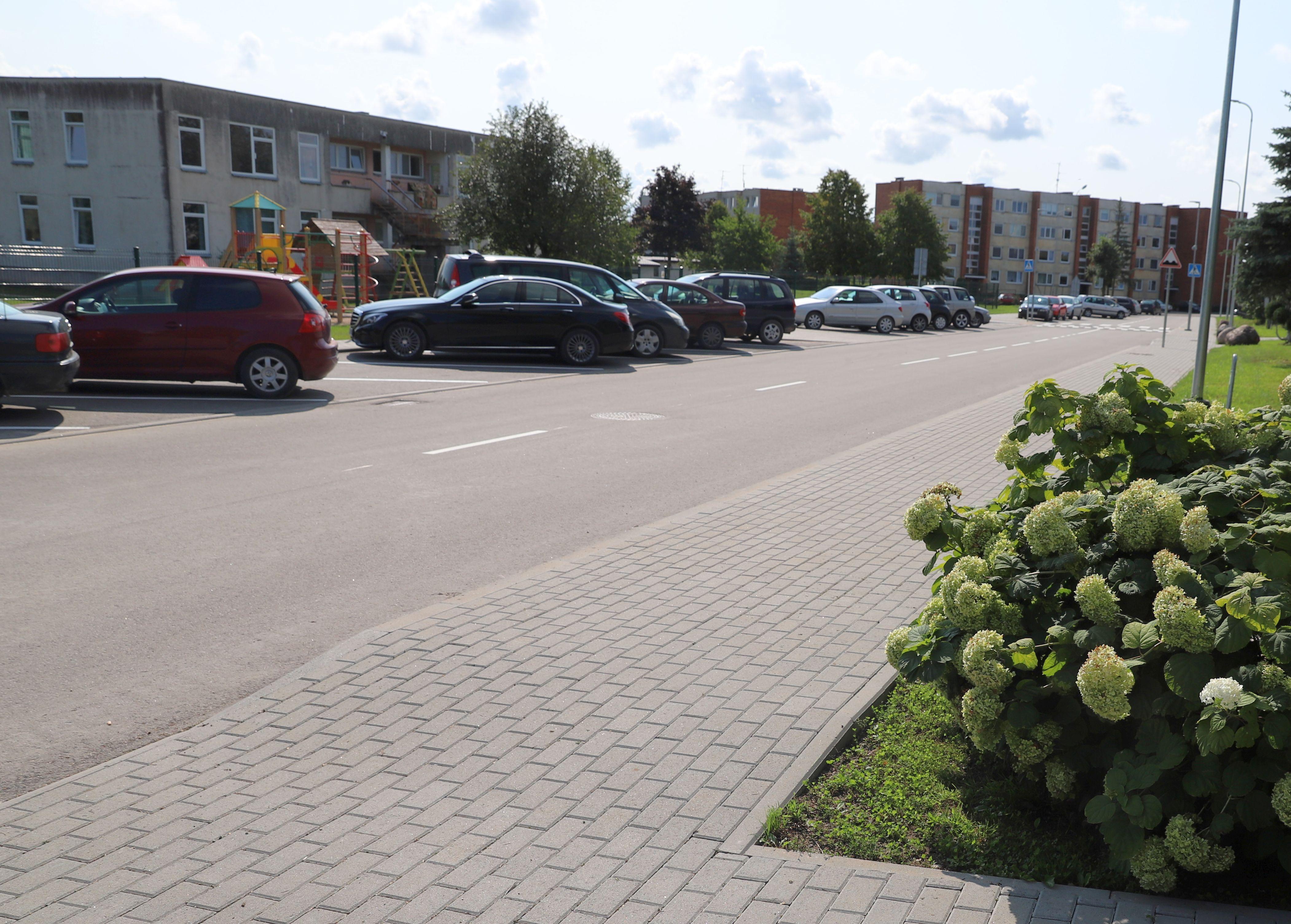 Kriauzų mokykla-darželis Vyturių gatvėje | Kauno rajono savivaldybės nuotr.