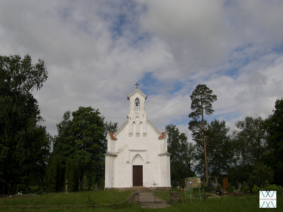 Marijonavos koplyčia | D.Vaitkevičienės nuotr.