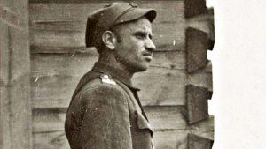 Z. Šendzelažas (slap. Łupaszka) – AK Vilniaus apygardos 5-osios Mirties brigados vadas | A.Verkelio asmen. archyvo nuotr.