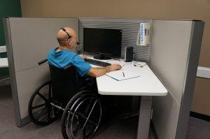 Neįgalusis | Socialinių įmonių asociacijos nuotr.