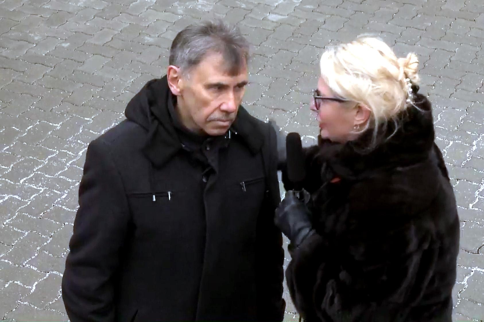 Seimo narys Zbignevas Jedinskis | Alkas.lt nuotr.