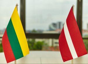 Lietuva ir Latvija | urm.lt nuotr.