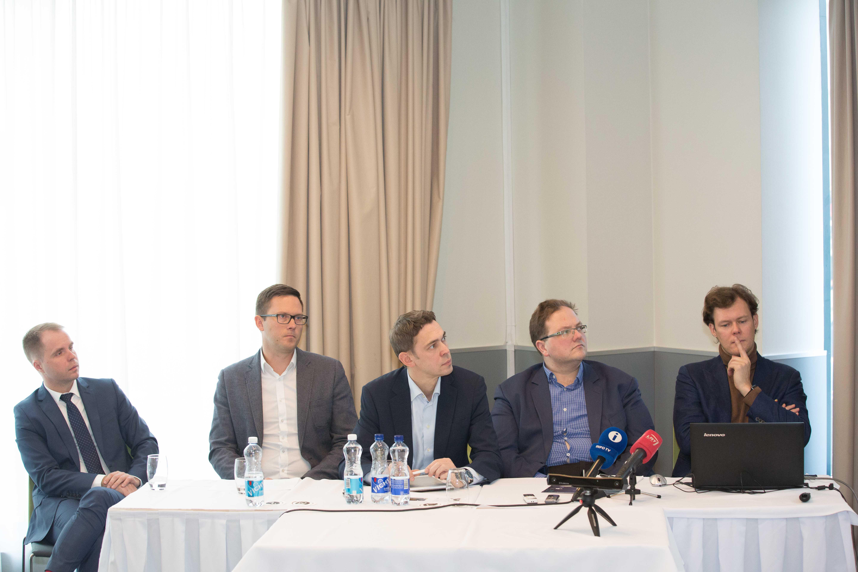 Lietuvos robotikos industrija pasiruošusi augimo šuoliui: nuo mąstančių robotų iki išmaniųjų daiktų, gelbstinčių gyvybę | MITA nuotr.