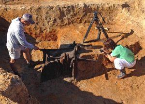 Archeologiniai tyrinėjimai | I. Masiulienės nuotr.