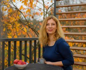 Architektė-dizainerė Jurgita Saverienė | Asmeninio archyvo nuotr.