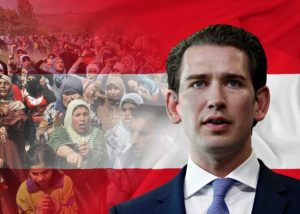 Austrijos kancleris Sebastjanas Kurcas | i.imgur.com nuotr.