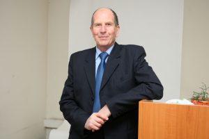 Prof. Vidmantas Jankauskas, Nepriklausomas energetikos konsultantas | R. Jurgaičio nuotr.