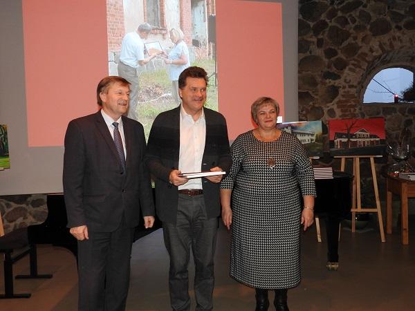 Nuotraukų albume įamžintas Ignalinos krašto dvarų istorijai skirtas projektas | Ignalinos rajono savivaldybės nuotr.