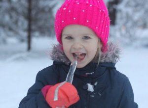 S. Kriaučiūnienė. Ar lengva grūdinti vaikus? | sveikuoliai.lt nuotr.
