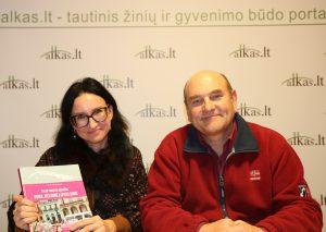 Rasa Rožinskienė ir Gerimantas Statinis   Alkas.lt nuotr.