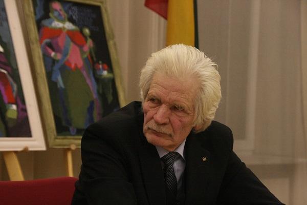 Vladas Terleckas | J. Valiušaičio nuotr.